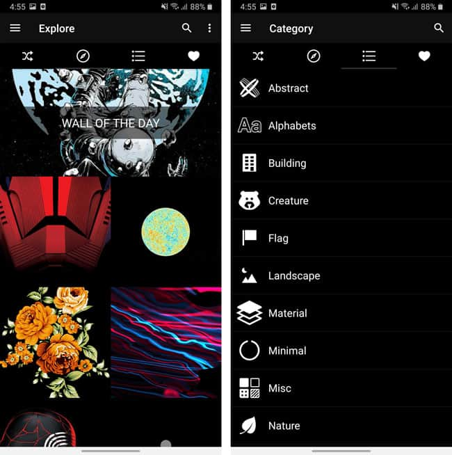 15 Best Wallpaper Apps For Android In 2020 Techpocket