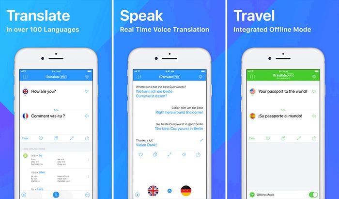 Language Translation Apps