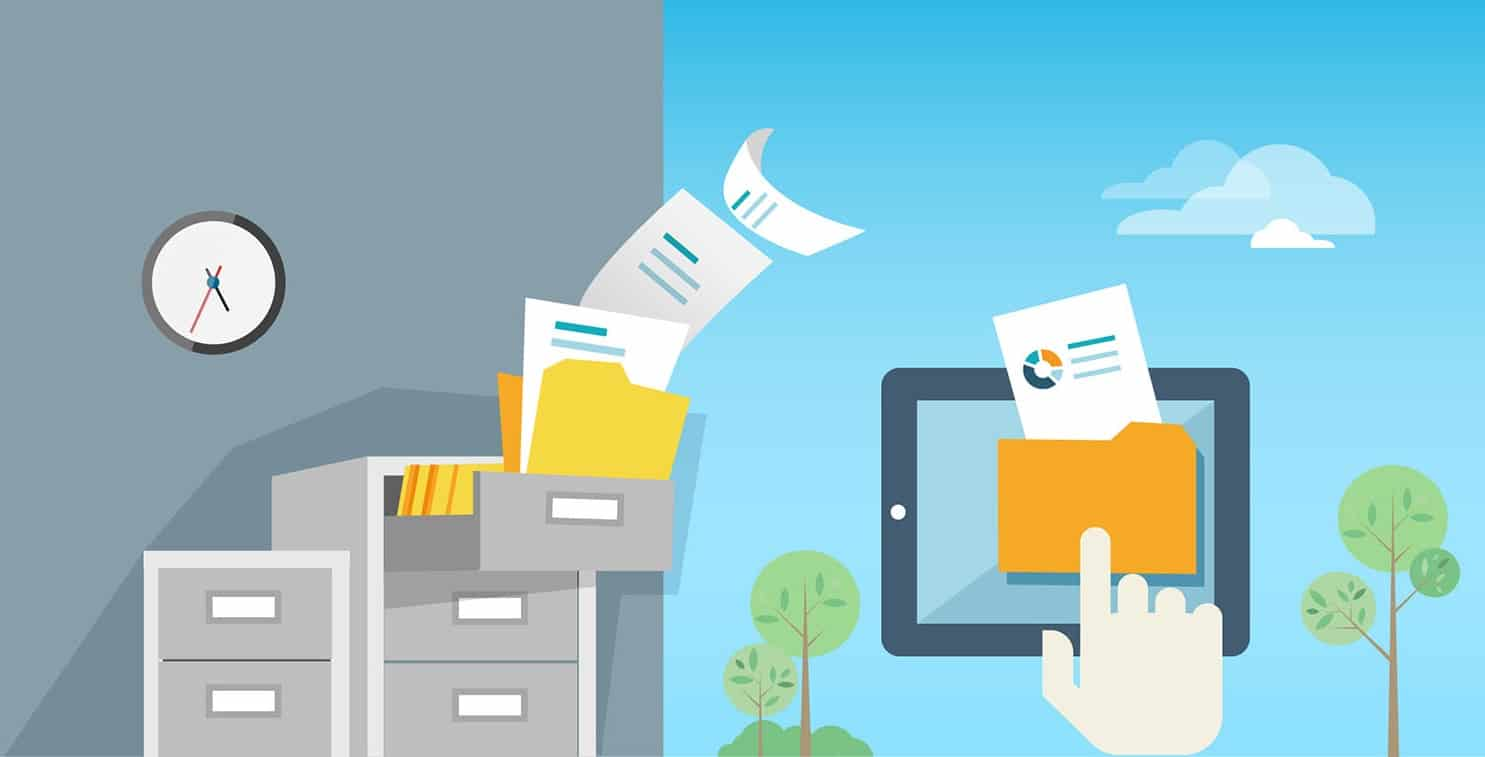 Make Your Home Paperless