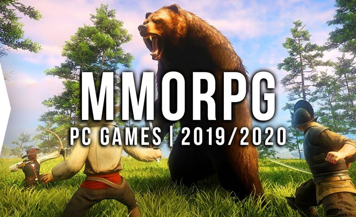Free MMORPGs Games