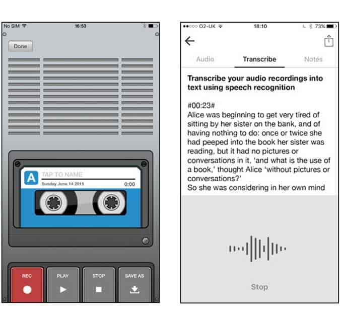 Voice Recorder and Audio Editor