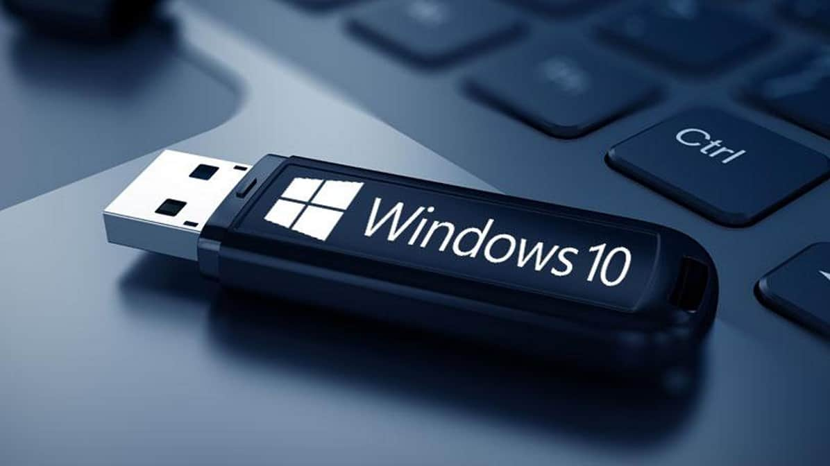 Windows 10 Bootable