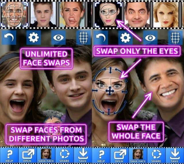 Face Swap Apps