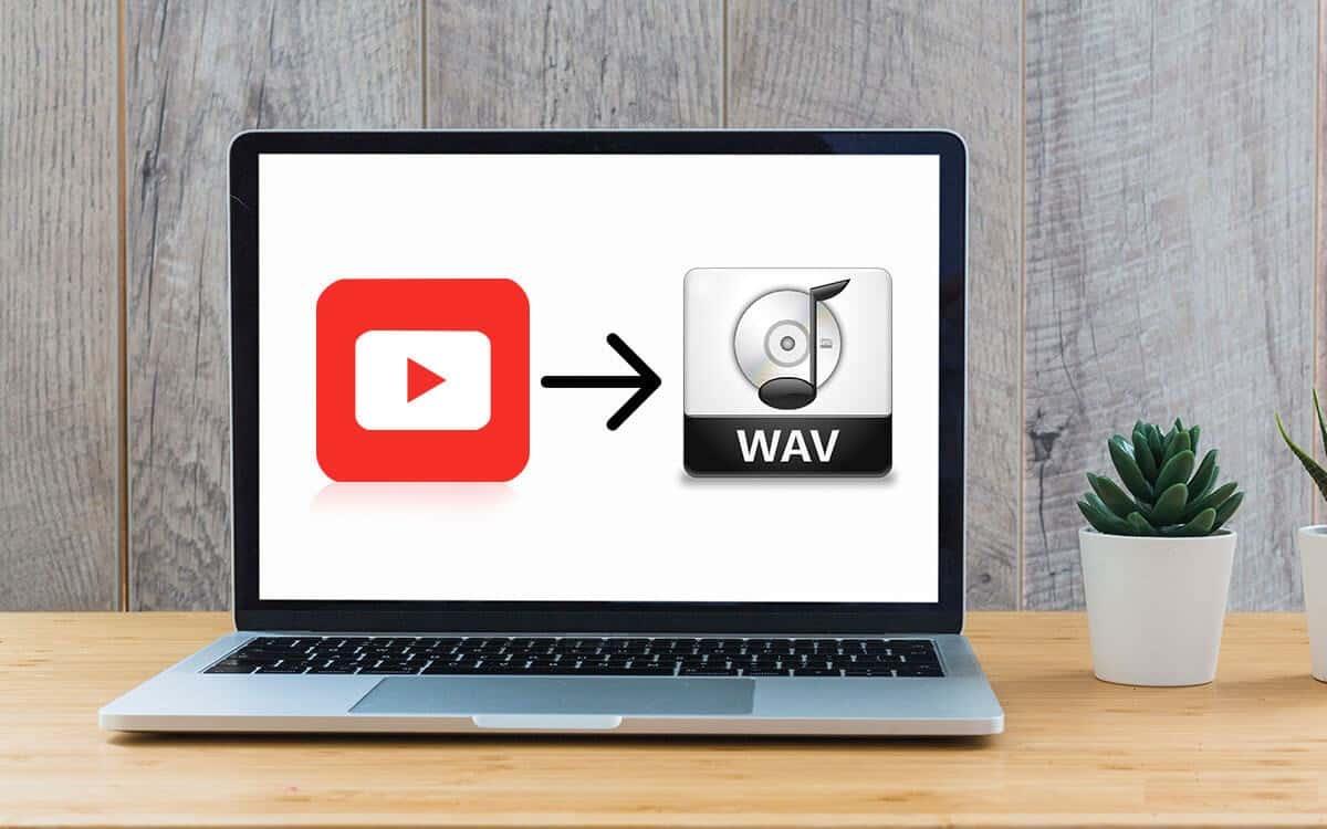 YouTube to WAV