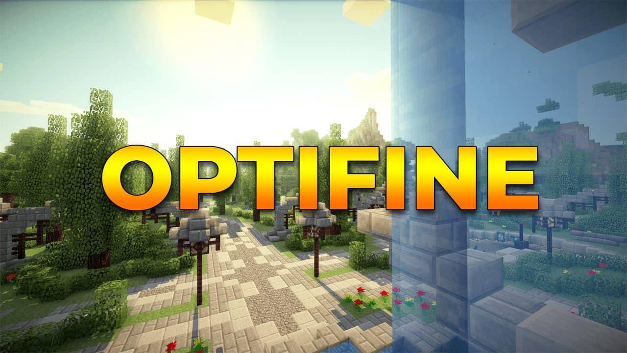 Optifine 1.16.3