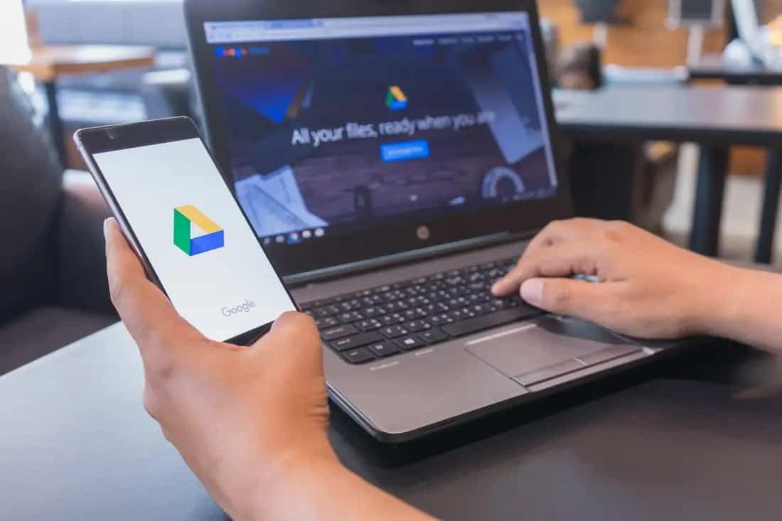 Videos on Google Drive