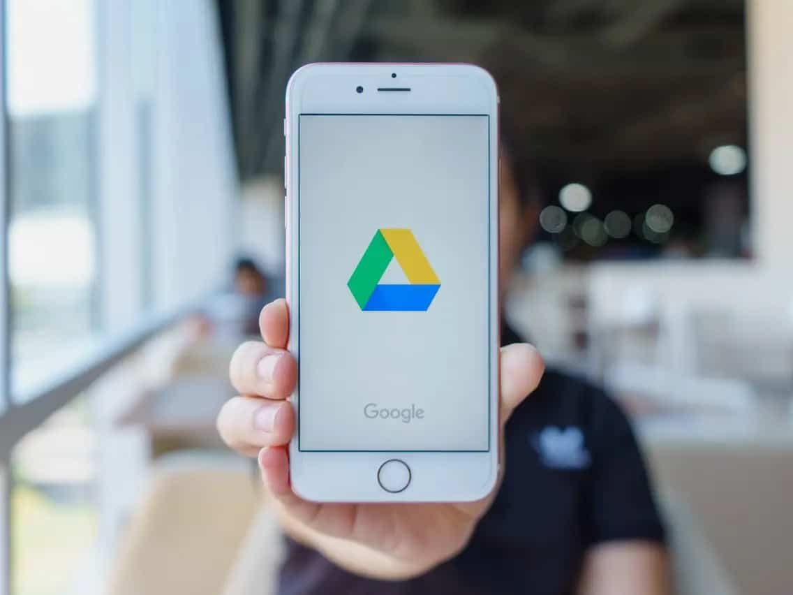 Photos from iPhone to Google Drive