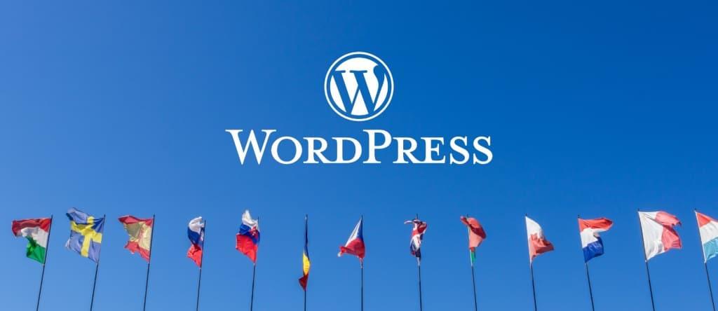 Multilingual WordPress Site