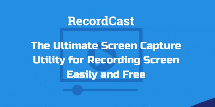 RecordCast