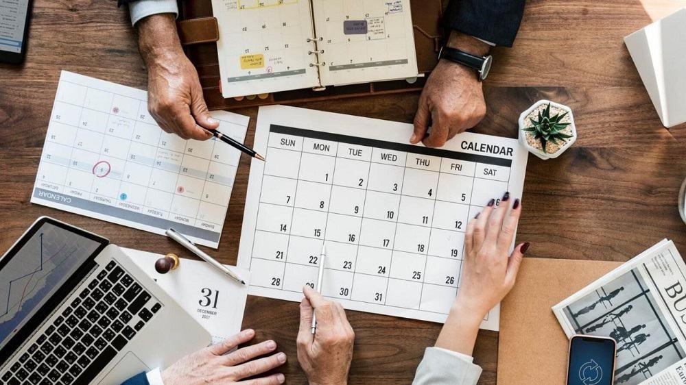 Tips for Designing Your Calendar