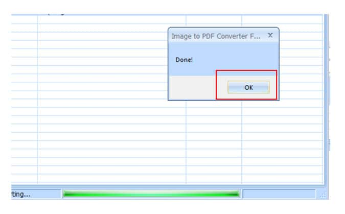 Multiple Images to One PDF Document