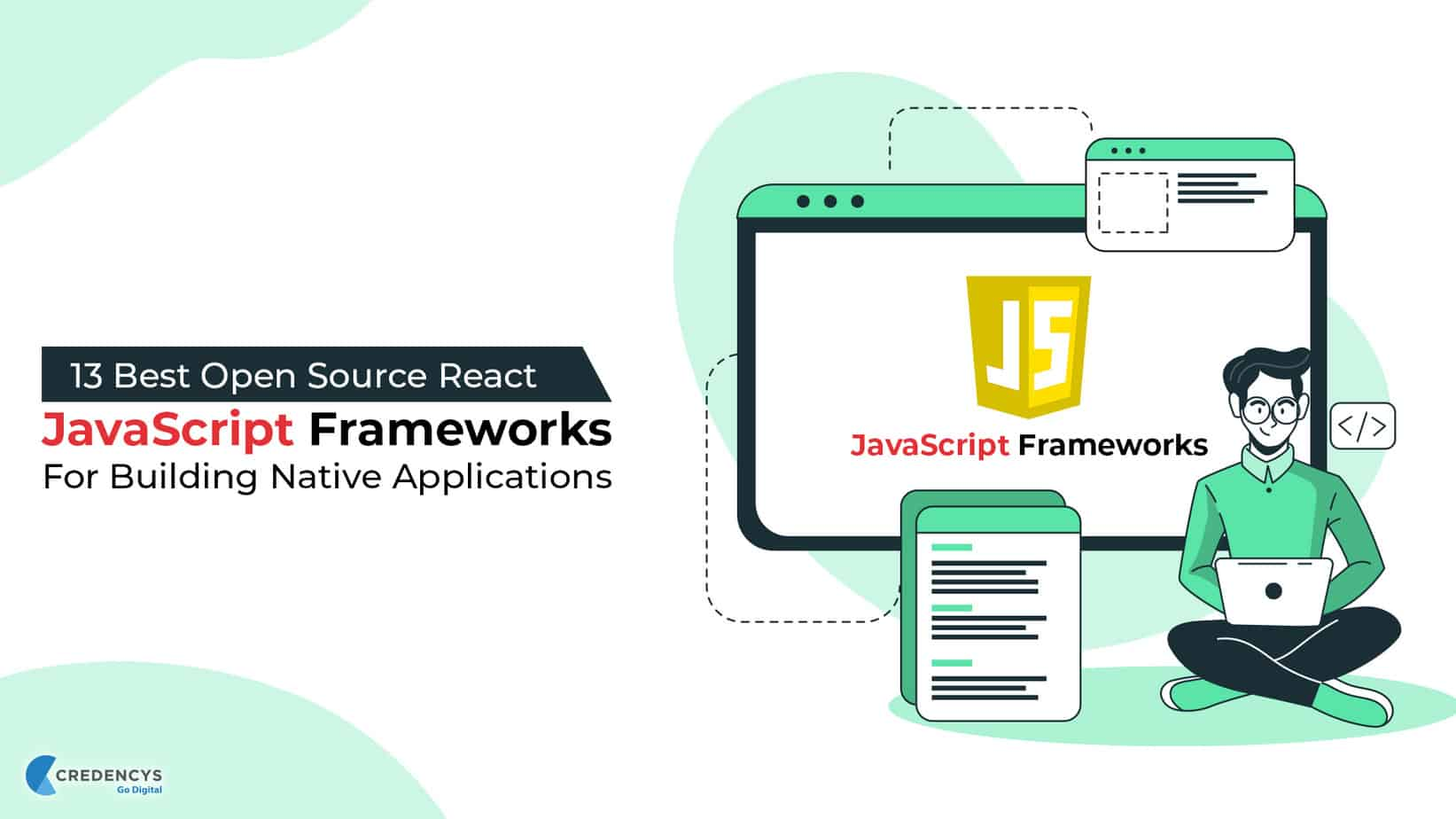 13 Best Open Source React JavaScript Frameworks For Building Native Applications