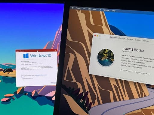 MacOS Big Sur vs Windows 10  Which one is better