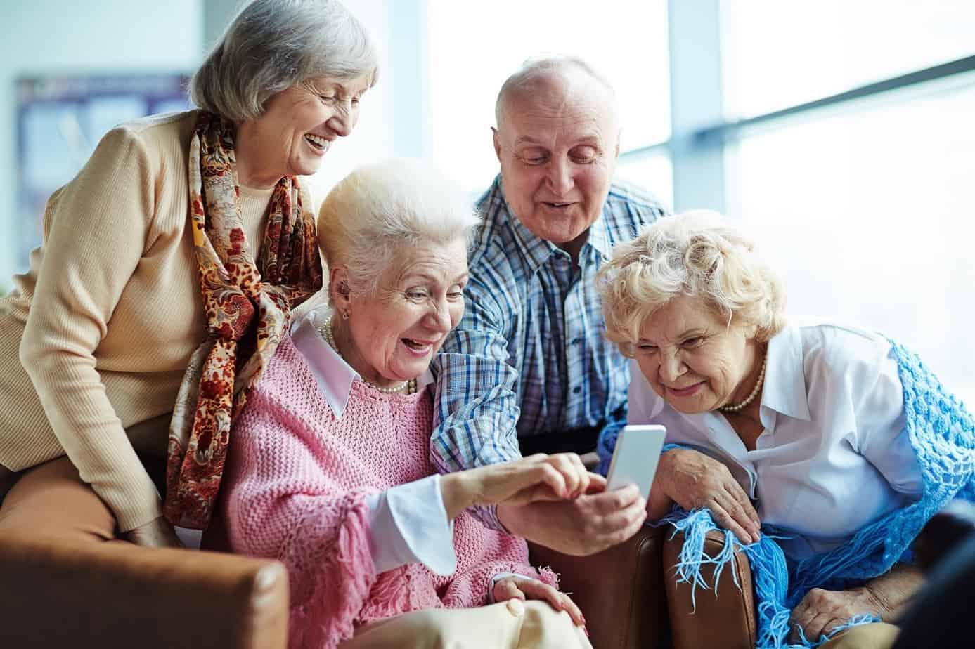 The Best Tech Solutions for Senior Living