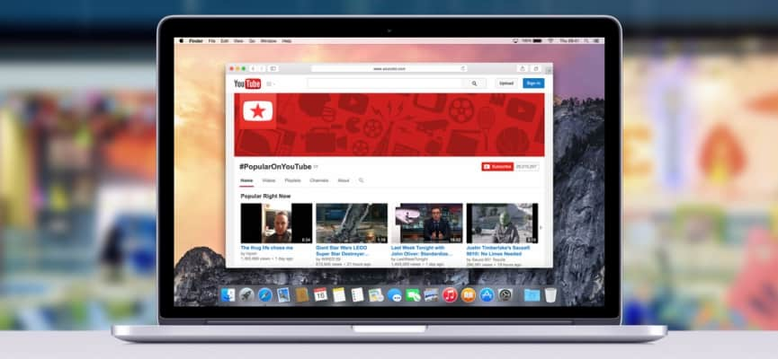 A Complete Guide on How to Make a YouTube Video on a Laptop [2021]