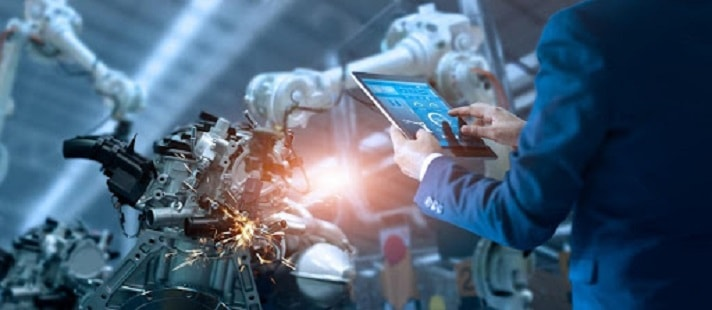 Explore recent trends in IoT solutions for manufacturing