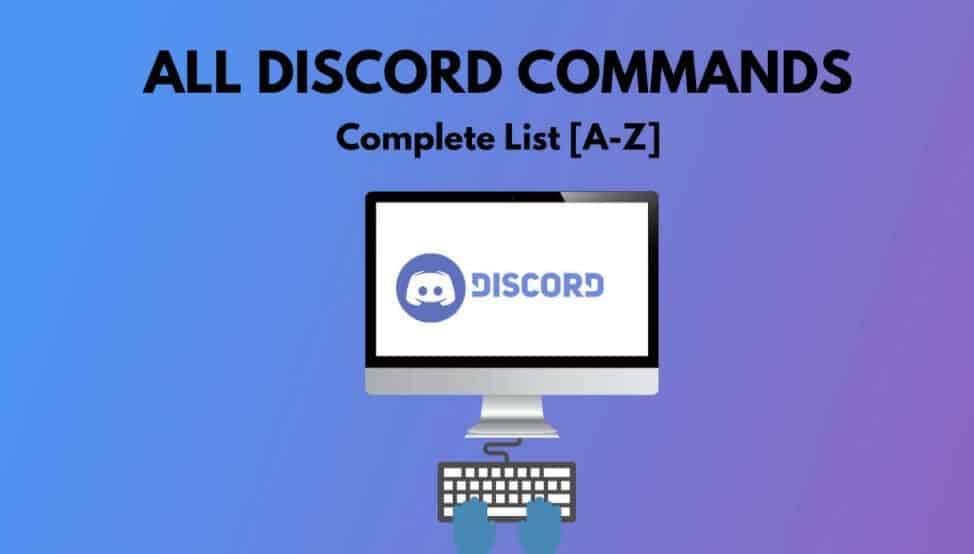 Discord Commands