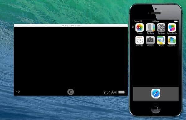 iOS Emulator to Run iOS Apps
